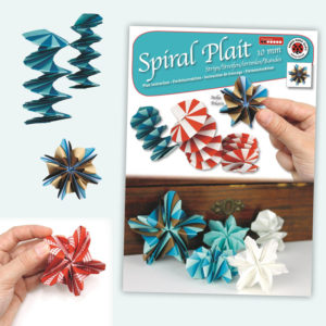 spiral plait instruction fletteinstruktion flechtanleitung instruction de tressage