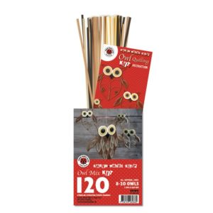 Owl Mix Kit Brown