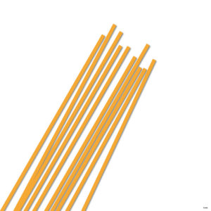 3 mm Strimler dark yellow