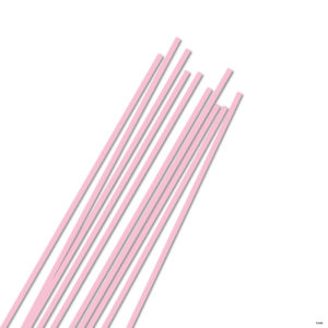 3 mm Strimler light pink