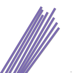 5 mm Strimler purple