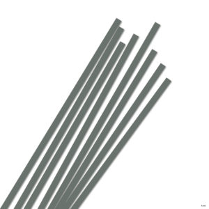 5 mm Strimler grey