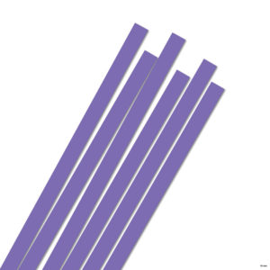 10 mm Strimler purple