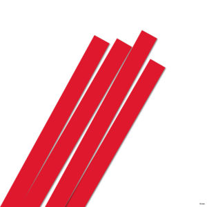 15 mm Strimler red
