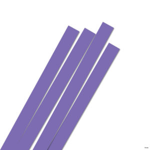 15 mm Strimler purple