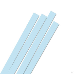 15 mm Strimler baby blue