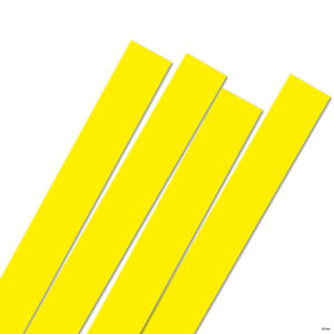 25 mm Strimler Bright yellow