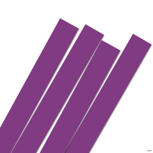 25 mm Strimler Violet