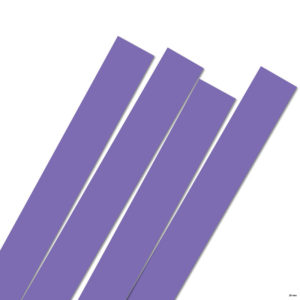25 mm Strimler Purple