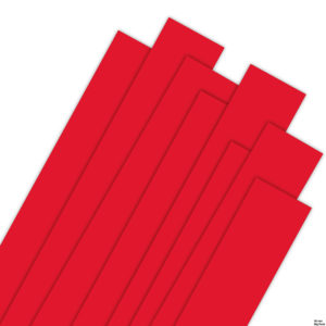 Big Pack 35 x 450 mm Red
