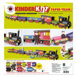 Kinder Kit Paper Train