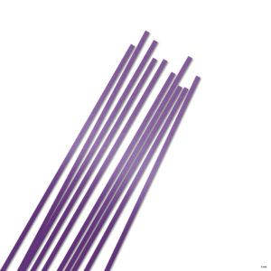 3 mm Strimler luxus violet