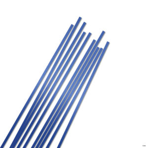 3 mm Strimler luxus blue