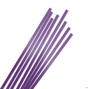 5 mm Strimler luxus violet
