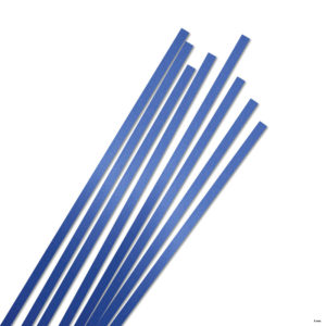 5 mm Strimler luxus blue