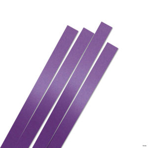 15 mm Strimler luxus violet