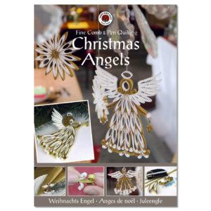 quilling christmas angels juleengle weihnachtsengel anges de noël