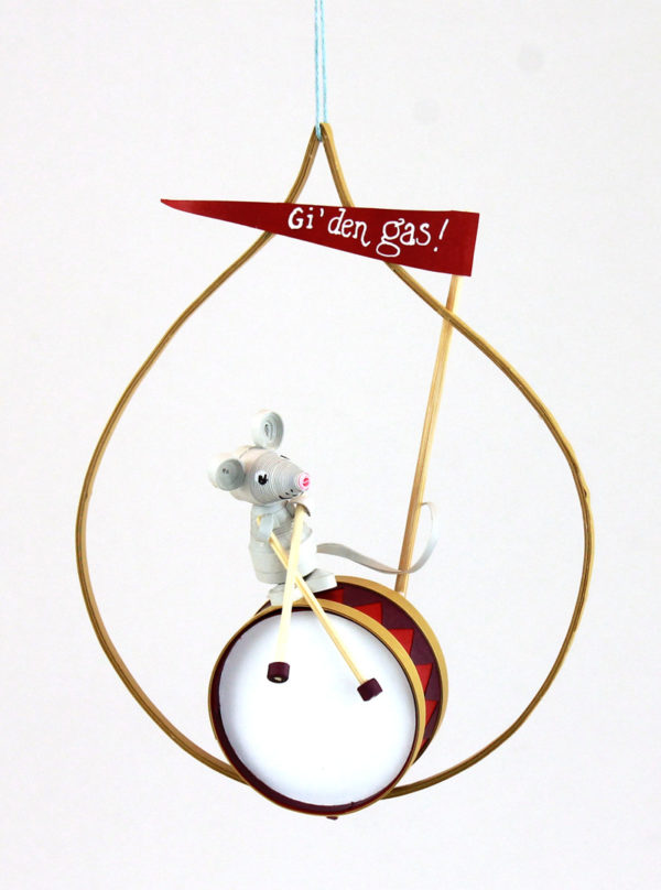 quilling mus, mouse