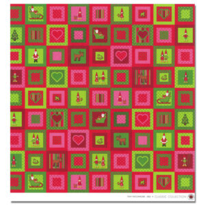 79761287 tiny patchwork red scrapbooking