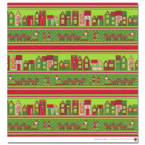 79767000 christmas town scrapbooking