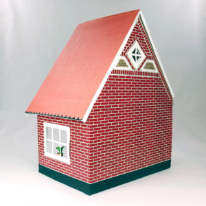 Miniature building materials