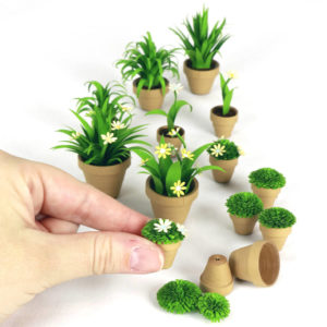 Miniature decorations