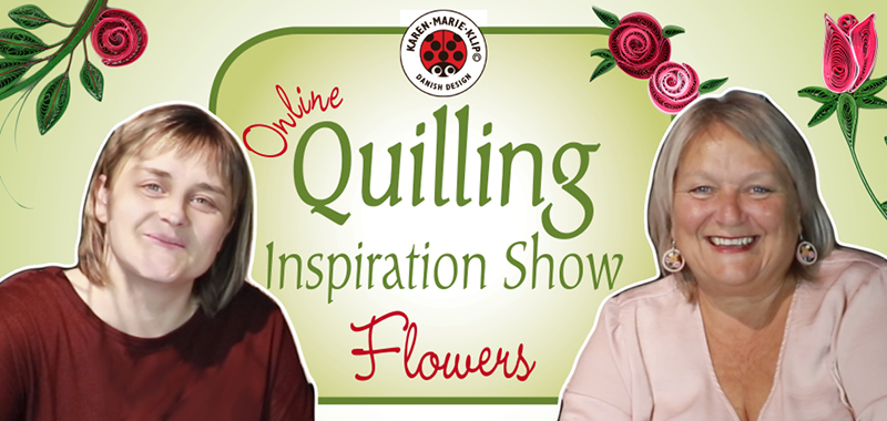 Quilling Inspiration Show | 11.06.2020