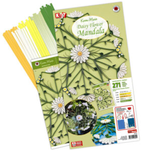 268102 Daisy Flower Mandala Kit