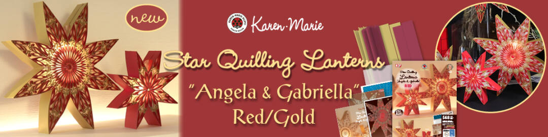 282290 red:gold angela & gabriella star quilling lanterns banner (1200x300px)
