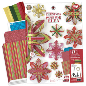 67100290 elea christmas stars kit