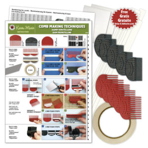 65080 comb making techniques tool kit