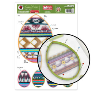 0274-1 inca eggs template