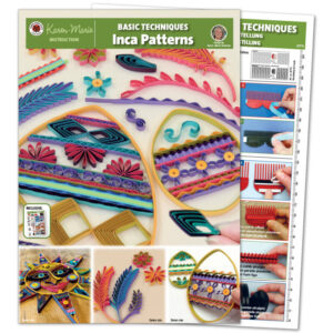 303 inca patterns instruktion