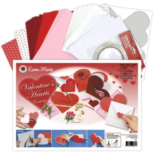 5291 valentine's hearts kit
