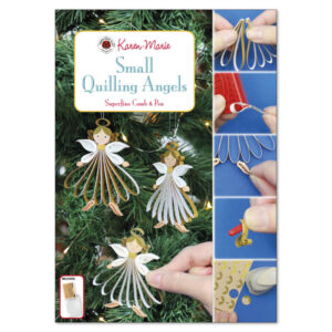 small quilling angel instruction