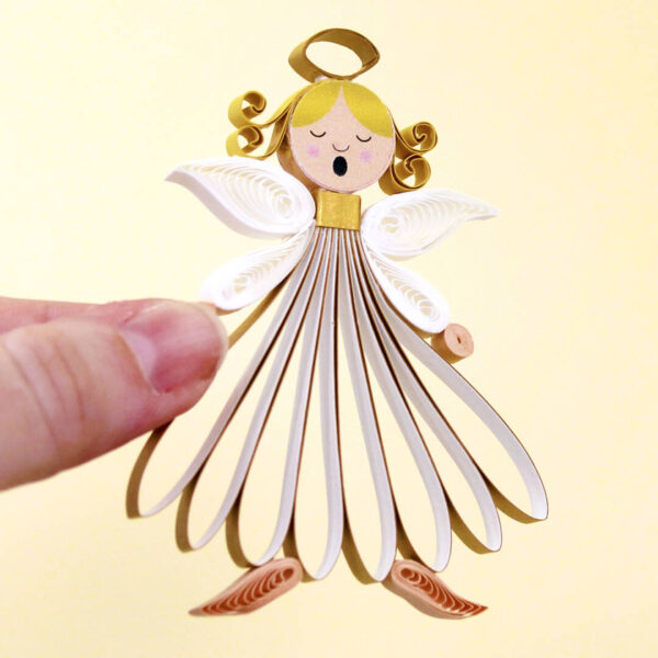 (308) small quilling angels 02