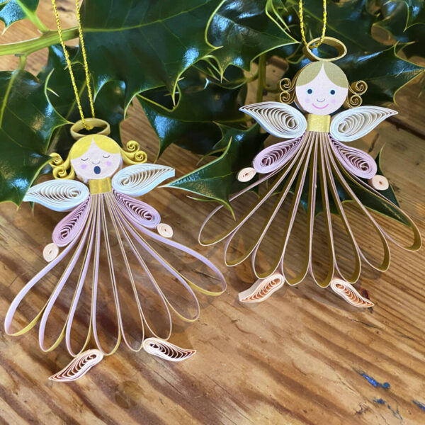 (308) small quilling angels 06