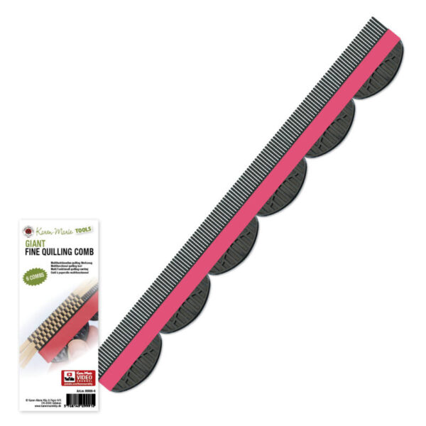 80600-6 giant quilling fine comb