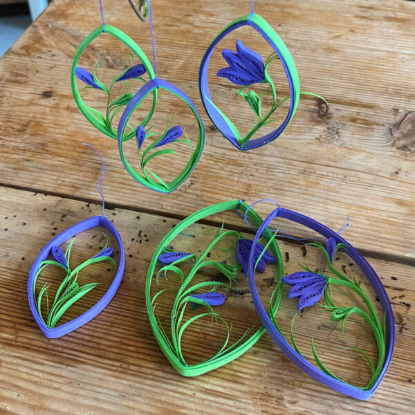 quilling harebell flowers (313) 02