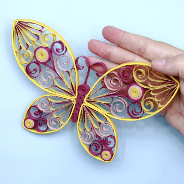 basic leaf tool techniques butterfly quilling (327) 03