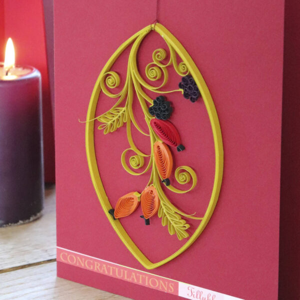 late summer quilling deco elements (328) 03