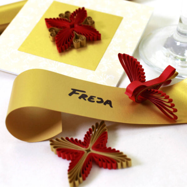 quilling tiny birds star flowers (332) 02